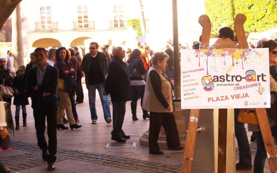 Eventos Urbanos en Almería: Gastro-Art