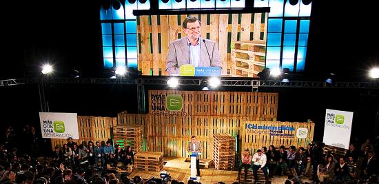 Rajoy se vuelve ECO
