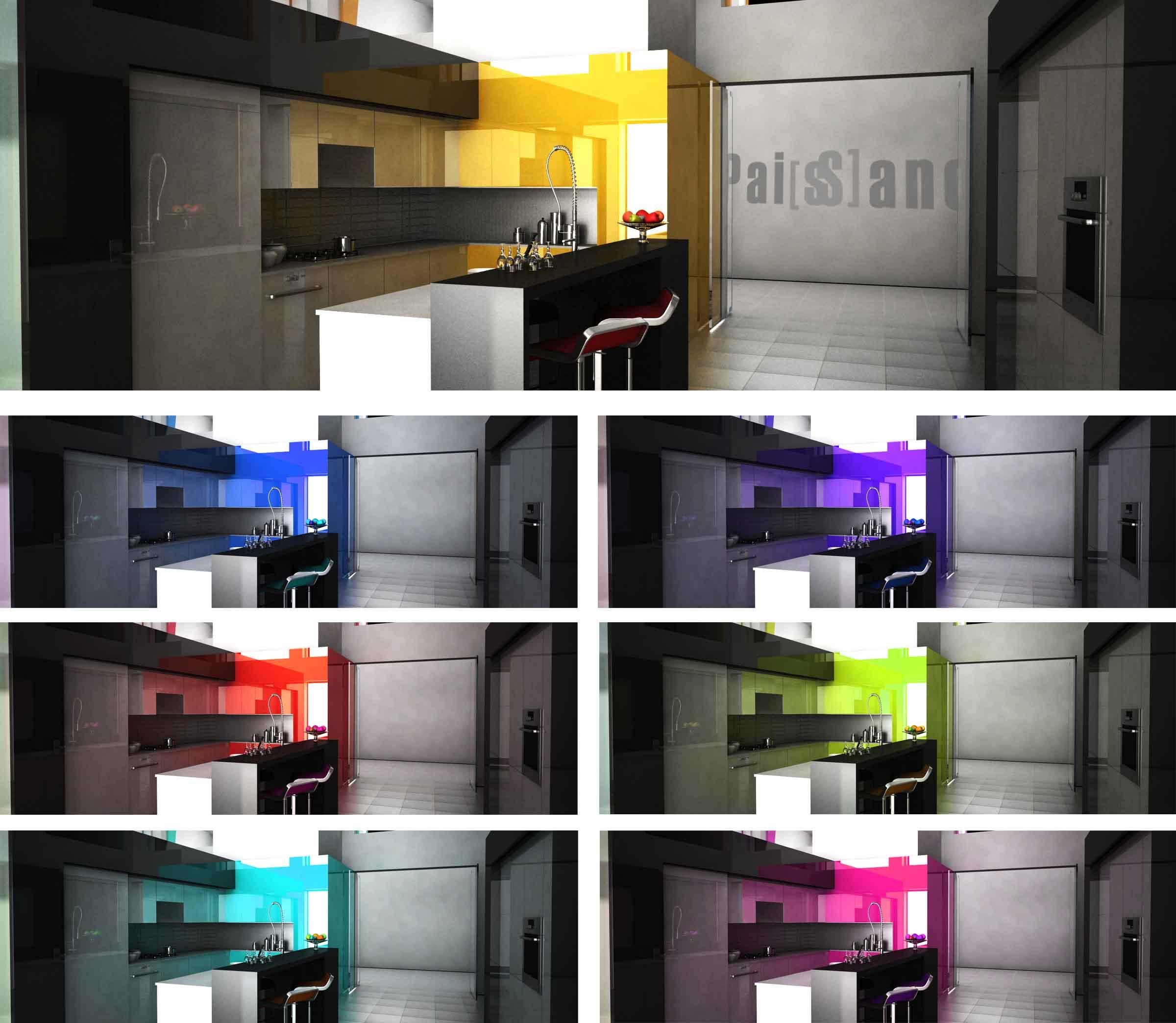 cocina colores