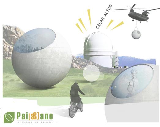 Calar alto esferas