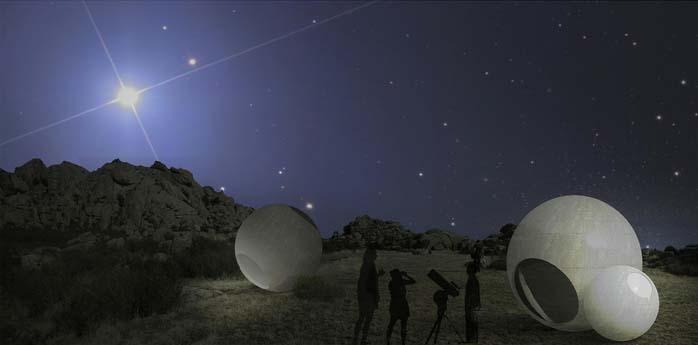 Observatorios Alternativos: Con-tacto mínimo