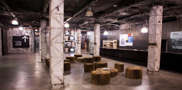 De Residuo Urbano a Contenedores de Arte