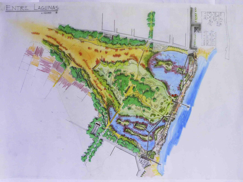 Paisajismo: Rehabilitación del Delta del Rio Palancia