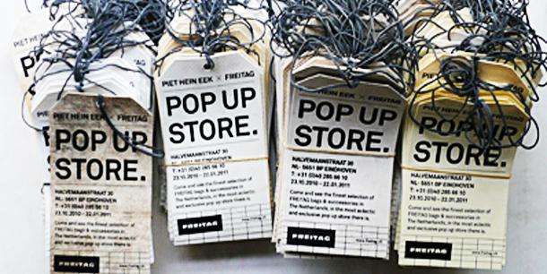 Popup Store Concept