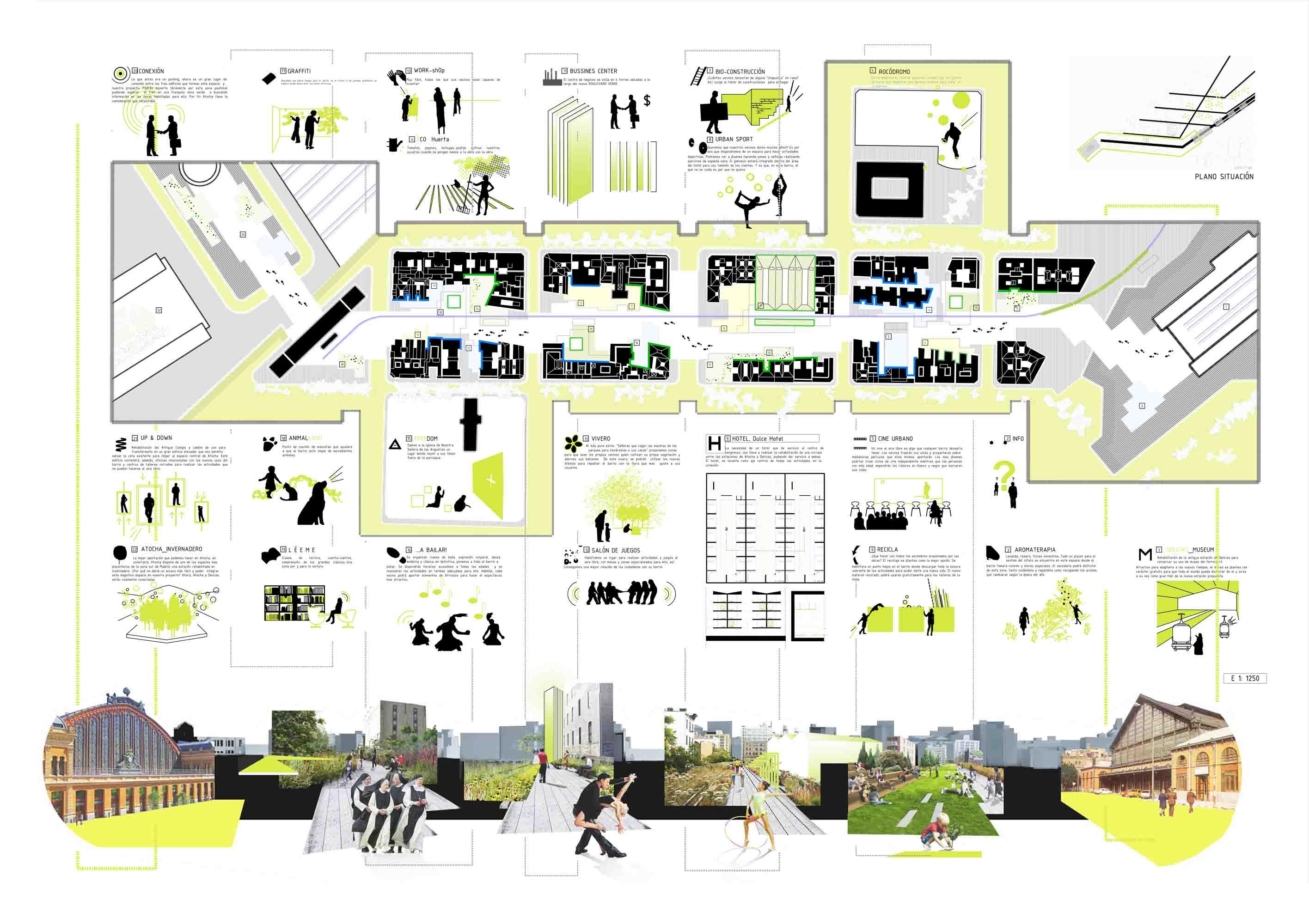 Proyecto Conceptual: Entre Manzanas