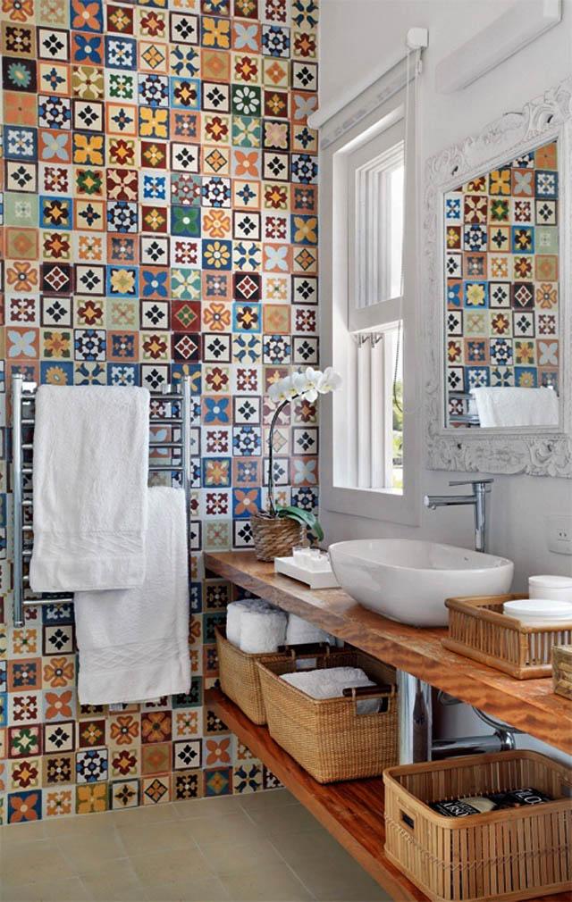Baldosa Hidráulica - El Nuevo Diseño de Interiores Vintage