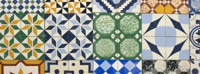 Baldosa Hidráulica – El Nuevo Diseño de Interiores Vintage
