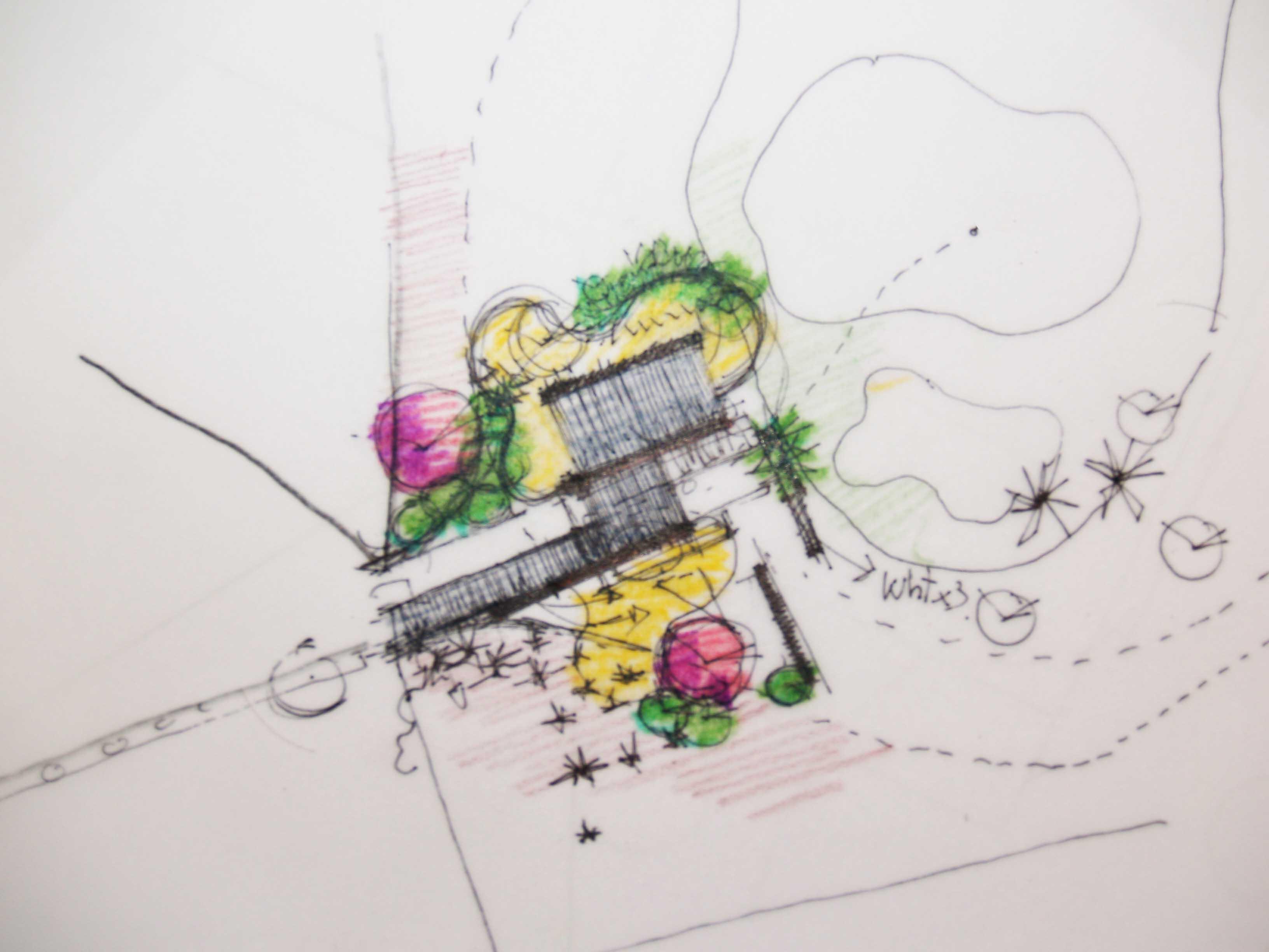 Proceso de Diseño de un Jardín