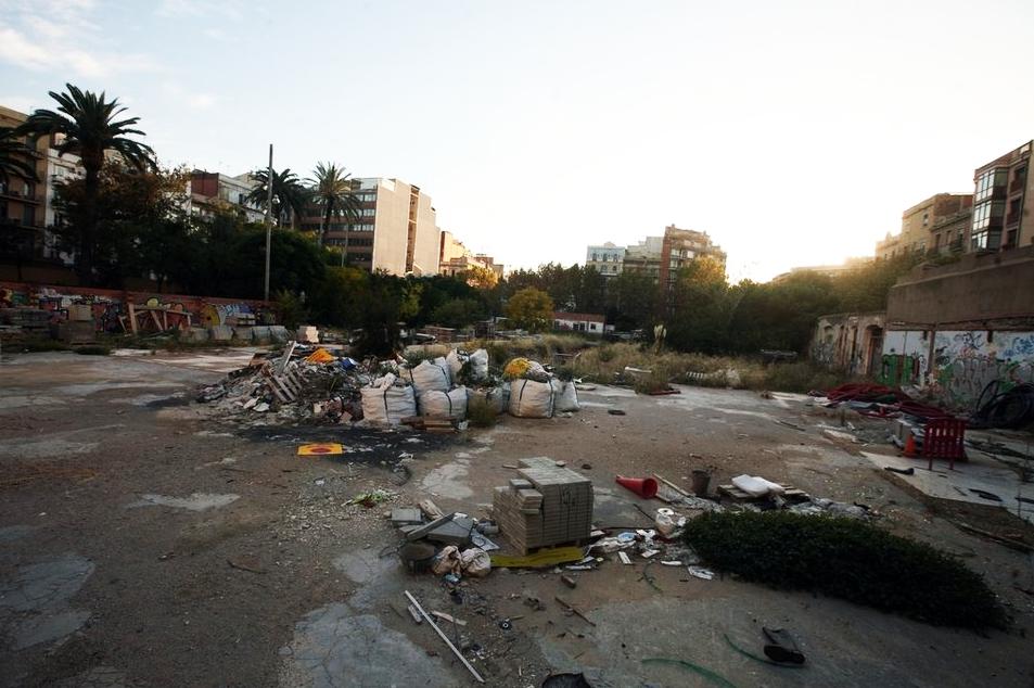 Huertos Comunitarios en zonas urbanas