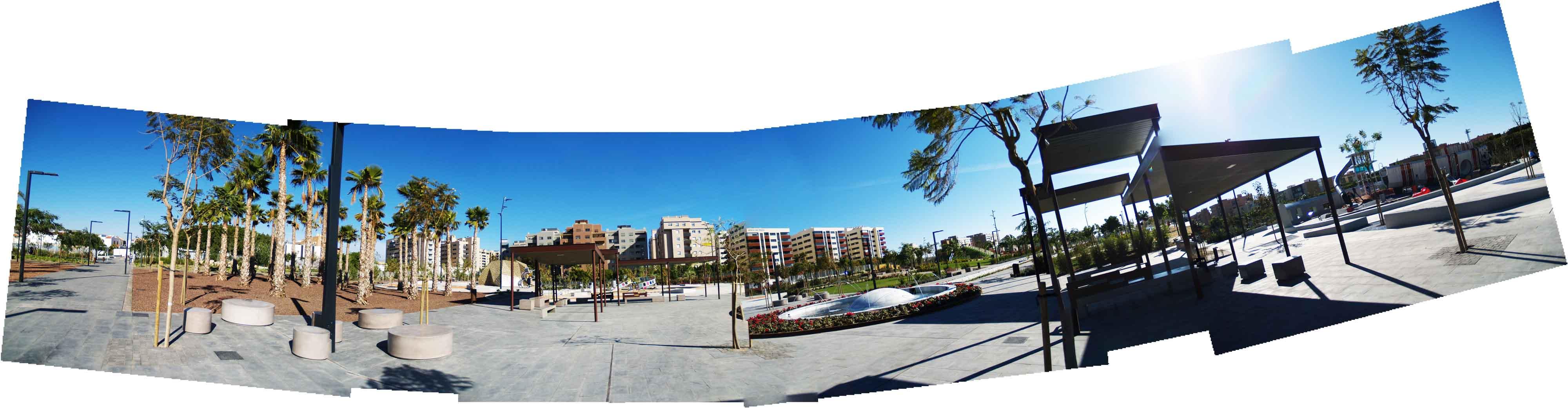 Parque de las Familias Almería