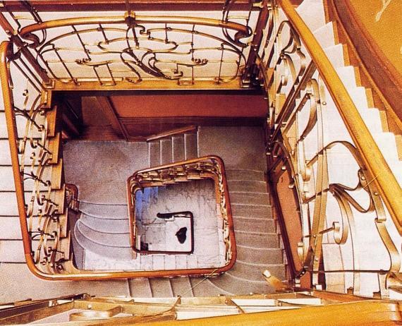 La influencia de Gaudi en el arquitecto Calatrava