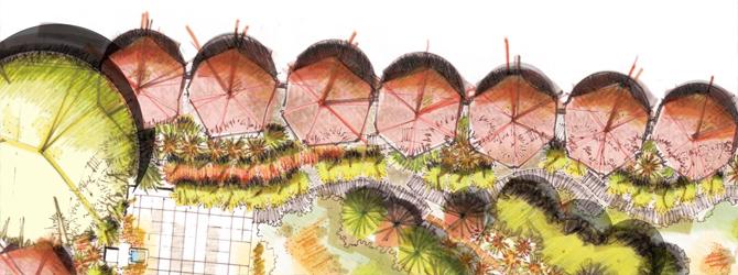 diseño de jardines mediterraneos