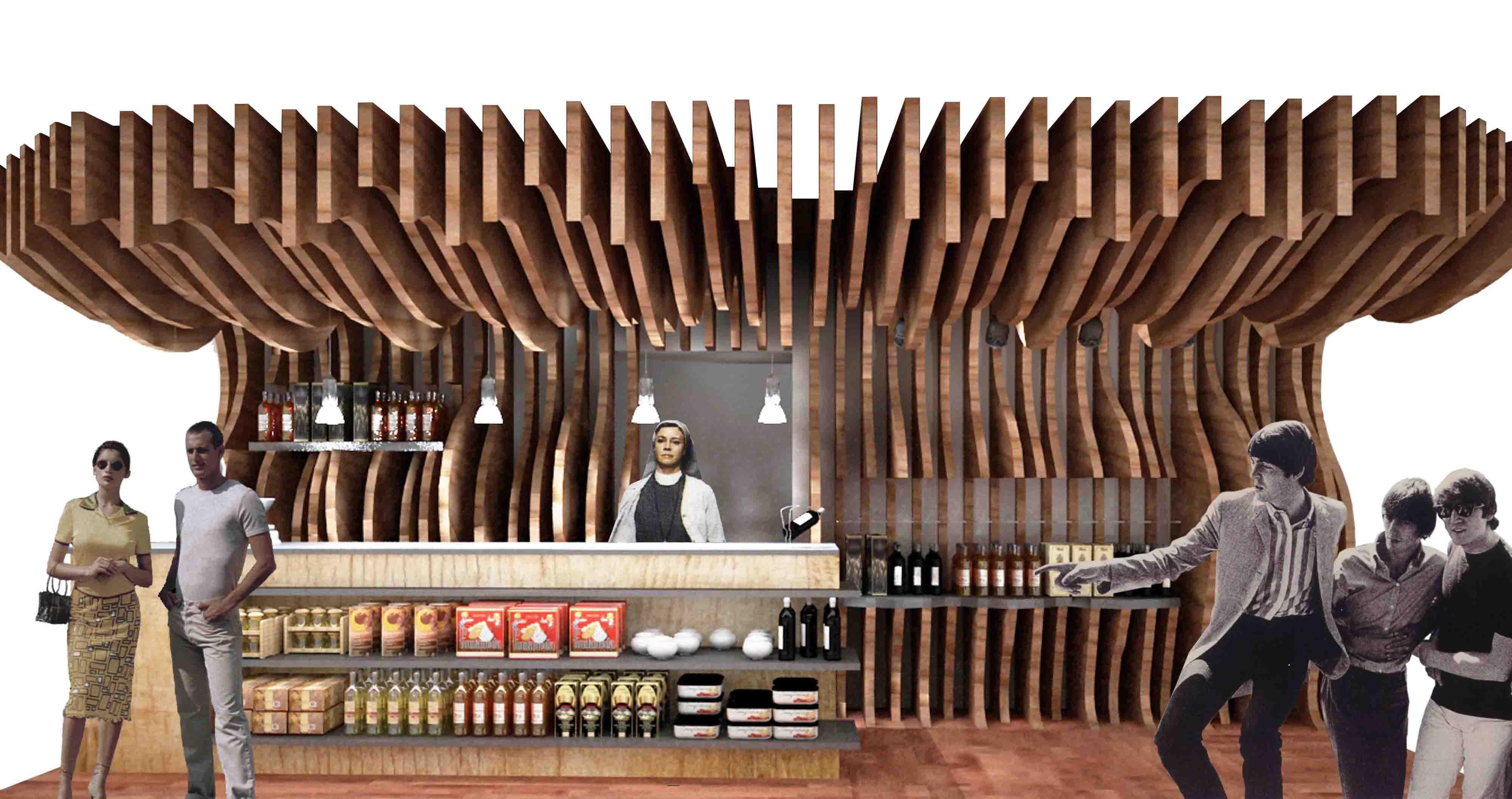 diseño stand almeria