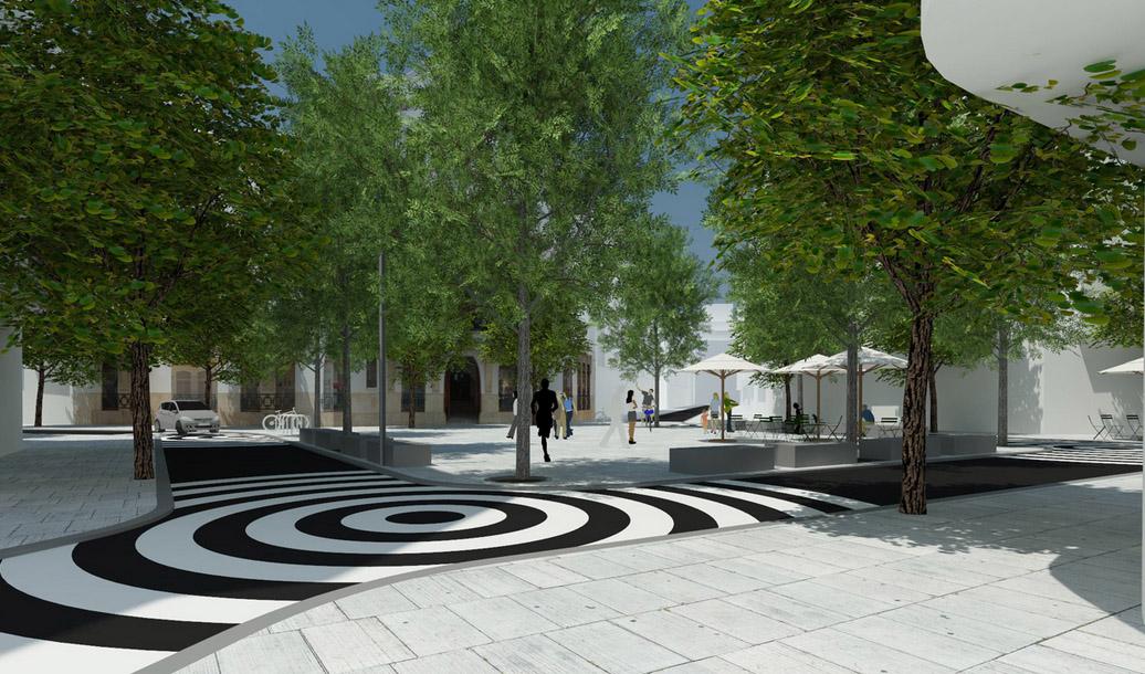 Urbanismos alternativos Recuperación Espacio Peatonal