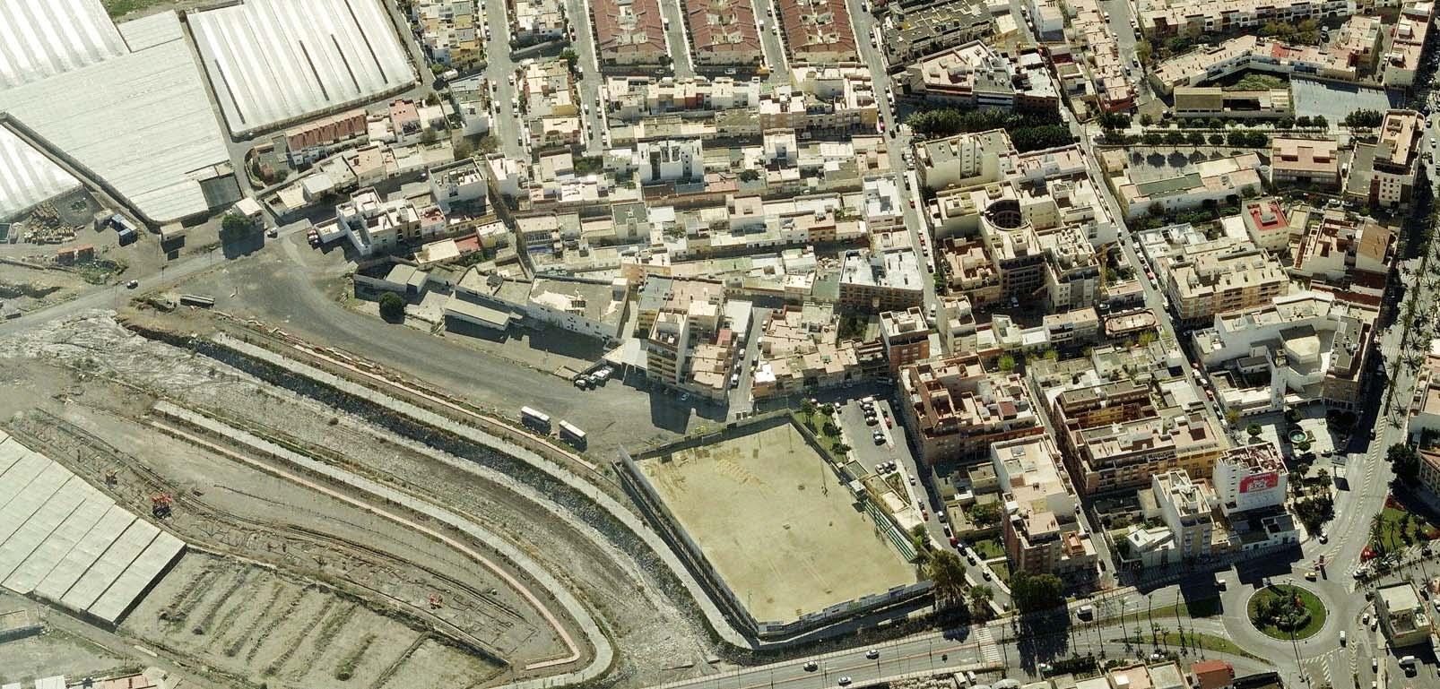 Concurso rehabilitación urbanística el parador