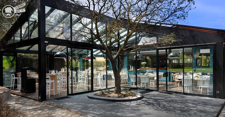 Diseño Terraza Local Cafetería