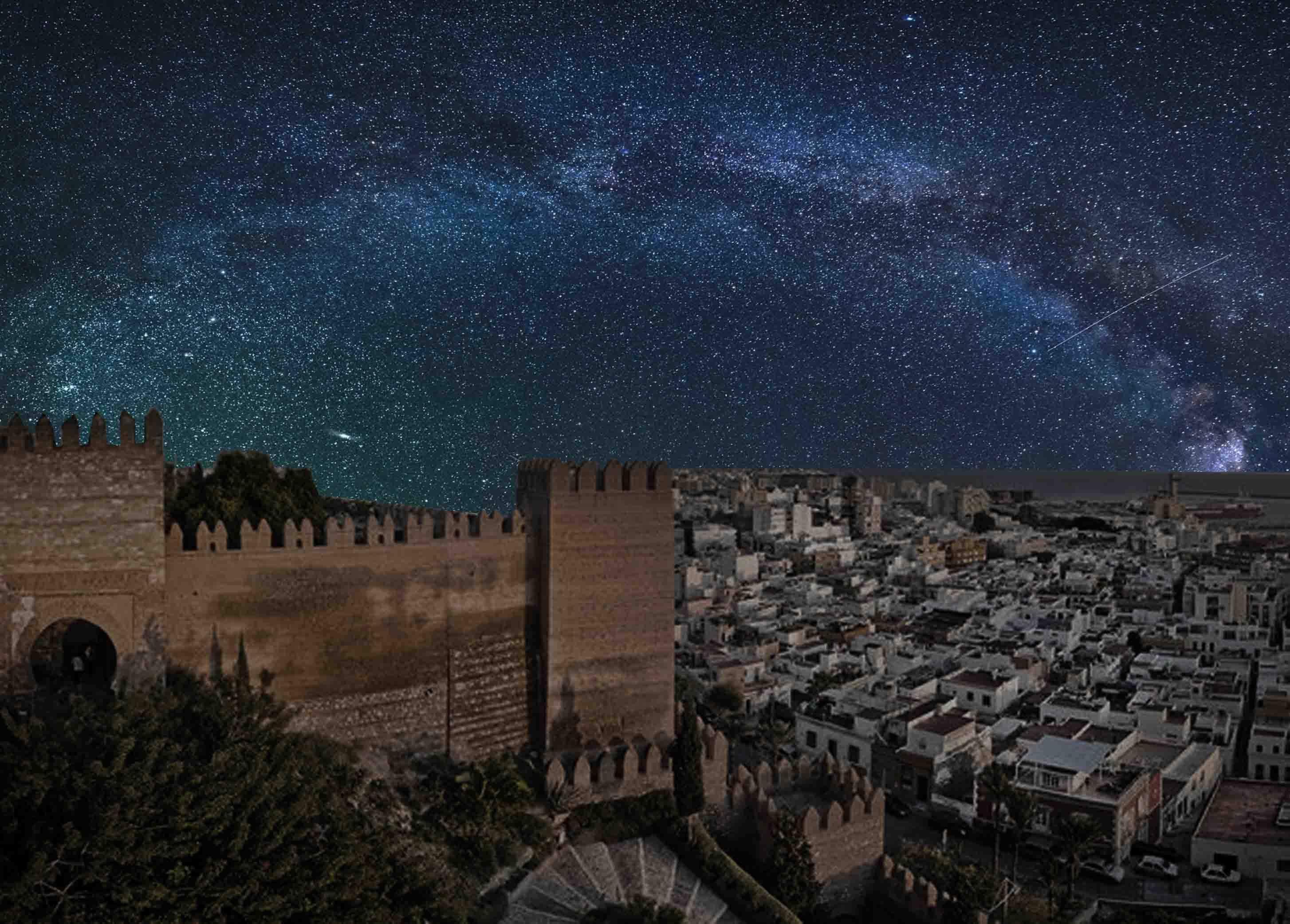 Almería Noche