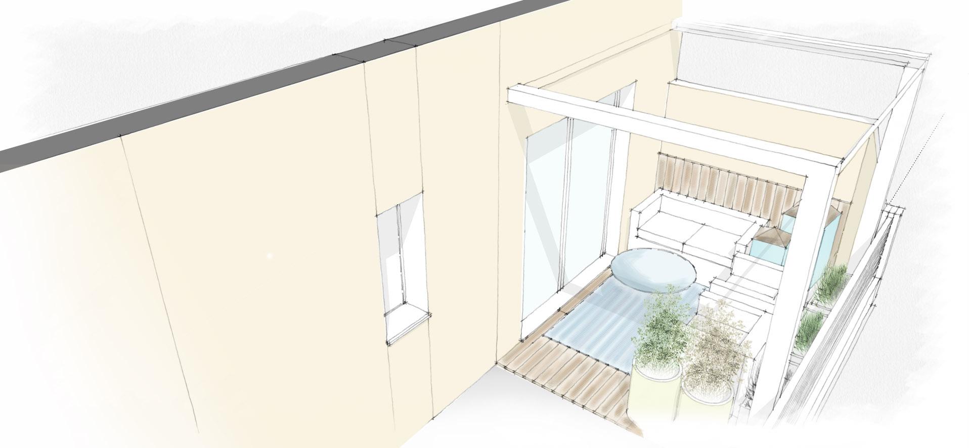 Terraza Diseño
