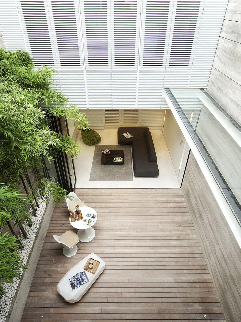 casa tipo patio