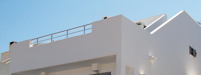 Arquitectura en el Parque Natural Cabo de Gata