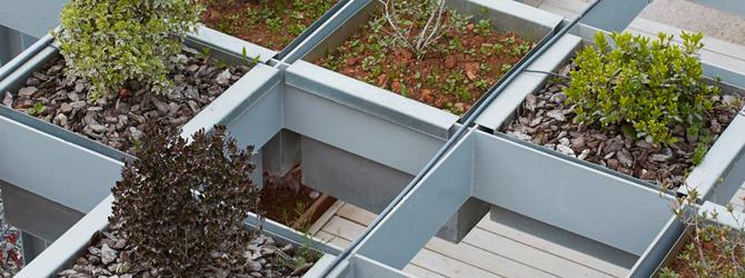 diseño de jardines y exteriores