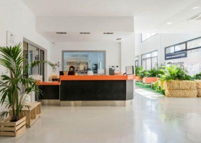 Arquitectura Contemporanea Residencia civitas Almería Decoración