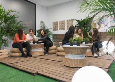 Arquitectura Contemporanea Residencia civitas Almería diseño de Interiores