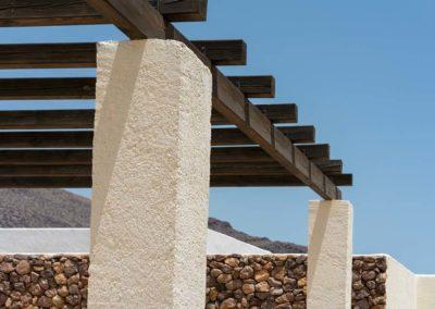 Arquitectura y Paisajismo Almería Pergola
