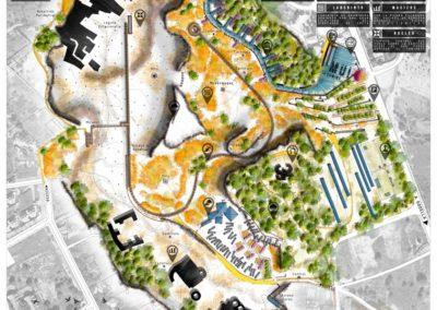 Diseño Gráficos y Láminas de Arquitectura y paisajismo Almería