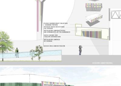 Diseño Gráficos y Láminas de Arquitectura y paisajismo Minimalista