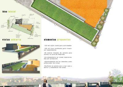 Diseño Gráficos y Láminas de Arquitectura y paisajismo Render