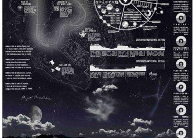 Diseño Gráficos y Láminas de Arquitectura y paisajismo concurso