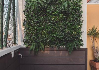Diseño de Jardines y Terrazas Jardín Vertical