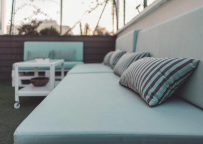 Diseño de Jardines y Terrazas Mobiliario