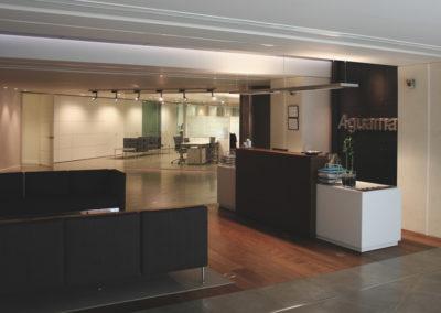 Diseño interiores de oficinas Almería