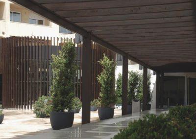 Diseño interiores de oficinas Almería Exteriores