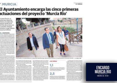 Estudio de arquitectura y paisajismo Almería Murcia Rio