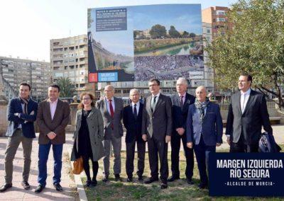 Estudio de arquitectura y paisajismo Almería Presentación Murcia Rio