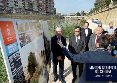 Estudio de arquitectura y paisajismo Almería Presentacion Murcia