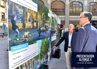 Estudio de arquitectura y paisajismo Almería alcalde Murcia