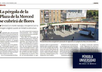 Estudio de arquitectura y paisajismo Almería proyectos Para STV