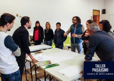 Estudio de arquitectura y paisajismo Almería y escuela de artes