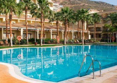 La Envia Golf Arquitectura Almería Hotel