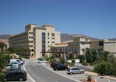 La Envia Golf Arquitectura Almería Paisajismo