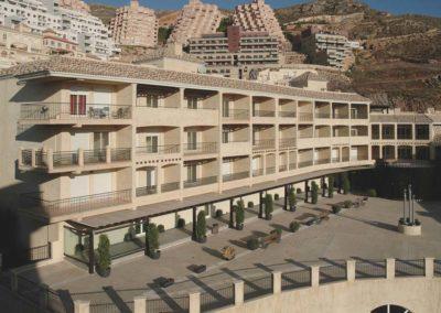 La Envia Golf Arquitectura Almería Proyecto