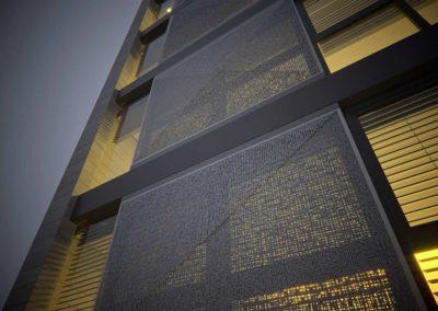 Proyecto de Arquitectura Almería Rambla 100