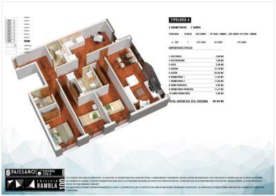 Proyecto de Arquitectura Almería vivienda