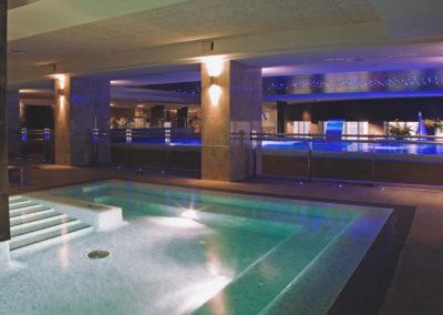 Proyecto interiorismo Spa Envia Golf Almería Arquitectos