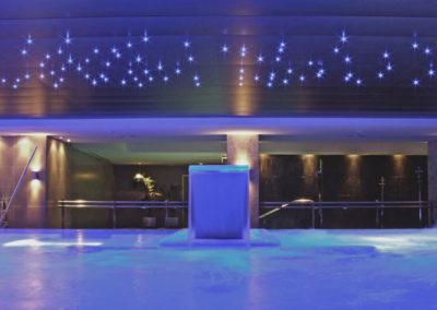 Proyecto interiorismo Spa Envia Golf Almería Hotel