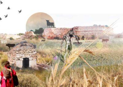 Proyecto rehabilitación paisajística Cantera
